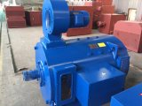 Las escobillas de carbón Zzj DC Motor eléctrico de 150kw