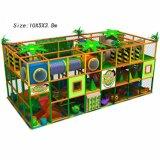 カスタム子供の柔らかい屋内運動場装置、販売のための子供の屋内運動場