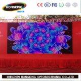 HD P3.91 SMD farbenreicher Bildschirm-Innenmiete LED-Bildschirmanzeige