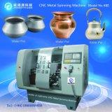 Tornando o potenciômetro de cobre usados Mini CNC Metal girando as ferramentas da máquina (comerciais 480C-1)