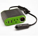 AC van de Haven van Withr USB van de Omschakelaar van de Macht van de auto 12V gelijkstroom de Aansteker van de Stop van de Afzet