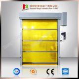 Промышленная дверь с быстрой скоростью заключение и отверстия (Hz060)