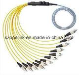 Cavo di zona di fibra ottica per CATV & la lan