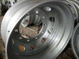 Бескамерные шины питания на заводе грузового прицепа колесный погрузчик стальной колесный диск, стальной колесный диск для погрузчика шины