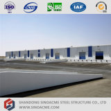 Estructura de acero de bajo coste Sinoacme Almacén de China