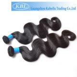 100%прав Virgin бразильского удлинитель волос/больших волнах