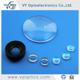 Оптический двойной подбарабанье/Bi-Concave сферических линз с черной окраски