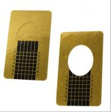 Produits de beauté Professional Nail Art Gel UV sous forme papier d'extension
