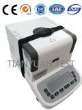 Máquina rápida do medidor de teste do verificador de umidade do halogênio