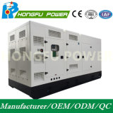 van Diesel van 500kw 625kVA Cummins het Super Stille/Geluiddichte Merk Hongfu van Generators