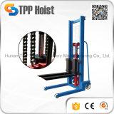 1 Tonnen-manueller hydraulischer Gabelstapler