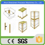 V-Sistema de corte entallado de Cartón Máquina Liminating bolsa protectora