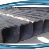 Tubo de acero soldado carbón Q345 para el material de construcción de la construcción