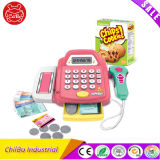 Nachgemachter Supermarkt-Plastikregistrierkasse-Spielzeug für Kinder