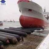 Atterrissage de évolution/de lancement de bateau/sauvant/sac à air gonflable en caoutchouc marin