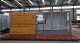 Prefab Van de Start cabine van het Plattelandshuisje van de Container van het Huis Kleine Huisvesting