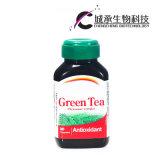 O Chá Verde plantas naturais cápsula macia para perda de peso Pill