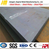 La placa de acero, SS400, placas de acero al carbono laminado en caliente