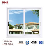 Double aluminium en verre Windows coulissant en Chine