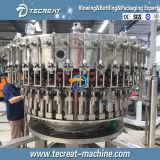 炭酸柔らかい飲料の生産ライン