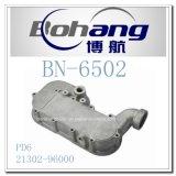 De Dekking van de Koeler van de Olie van Nissan van het Vervangstuk van de Motor van Bonai Pd6 (21302-96000)