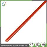 Solid 10mm-22mm pólo de fibra de vidro para guarda-chuva