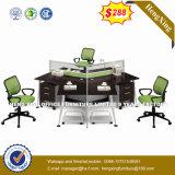 骨董品の最新のオフィス表新しいデザイン木の管理の机(HX-4PT063)