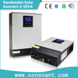 Hybrider wahlweise freigestellter Fernsteuerungspanel-Sonnenenergie-Inverter 4 - 5kVA