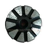 3 дюйма h 10 Seg 1 диск диаманта скрепления металла Pin меля