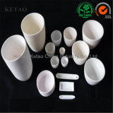 Crogiolo di ceramica di Labware per Cheminca Analys e funzionamenti preparatori