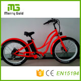 Erwachsener Ebikes fetter Gummireifen-elektrisches Fahrrad Muse-für Fahrräder der Dame-48V 500W der Frauen-E