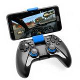 Het dubbele Controlemechanisme van het Spel van Bluetooth van de Motor van de Schok voor Androïde/Ios Smartphone Moba Spelen