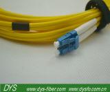 Ligação em ponte da fibra da manutenção programada Dx da boa qualidade LC/PC