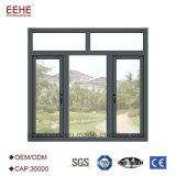 Niveau élevé Windows coulissant en aluminium