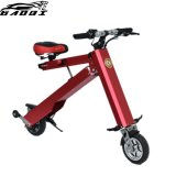 Мини-электрический скутер складной велосипед с мотором 350 Вт