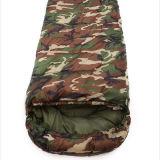 De het Kamperen Slaapzak van het Type van Envelop van de Camouflage van de Militaire Opleiding