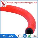 O conhecimento Novo Chinês de cor clara da mangueira de gás de PVC flexível