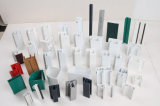 박판으로 만드는 기계를 가진 플라스틱 문과 Windows PVC 단면도 기계