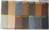 Compuesto de plástico madera ignífuga cubiertas Co-Extrusion