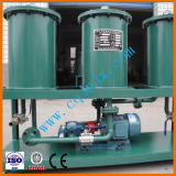 Kleine Strömungsgeschwindigkeit-hohe Präzisions-Schmierölfilter-Maschine, bewegliche Öl-Reinigung-Pflanze