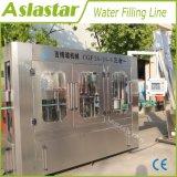 満ちるキャッピング機械を洗う天然水を飲むばね