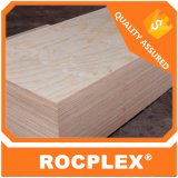 Pino comercial de madera contrachapada, tablero contrachapado de chapa de madera de pino