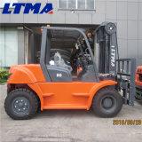 Fabricado en China la máxima calidad de la carretilla elevadora Diesel de 6 Ton.