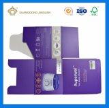 Cadre ondulé de empaquetage rigide personnalisé de carton d'impression polychrome pour les produits électriques