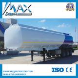 40000 45000 50000 litres de combustible dérivé du pétrole de camion-citerne de transport de réservoir de remorque semi