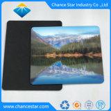 Custom 3D de alta qualidade os mouse pads de borracha plástico impresso