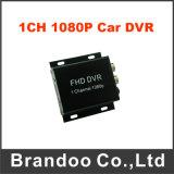 véhicule DVR mobile H. 264 de 1CH FHD DVR 1080P