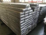 Revêtement composé en plastique en bois soutenable /Decking de mur de résistance aux intempéries extérieure avec le prix usine