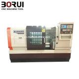 Ck6160 Precio actualizado del controlador de GSK forma completa de la máquina de torno CNC