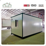 ISO 증명서 샌드위치 위원회는 판매를 위한 이동할 수 있는 콘테이너 오두막 집을 조립식으로 만들었다